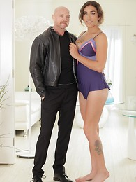 Tori Mayes and Buck Angel